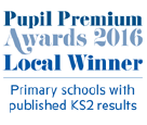 Pupil Premium Awards 2016 Logo